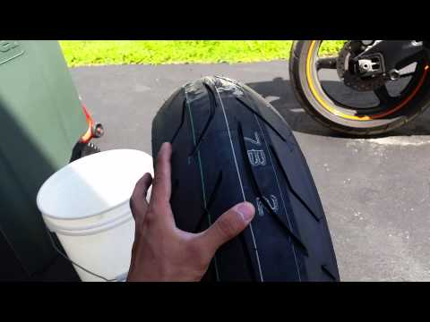 When Do You Need To Change Motorcycle Tire ?