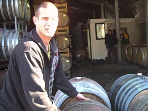 Washing barrels for reuse