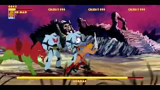 He-Man VS Hordak