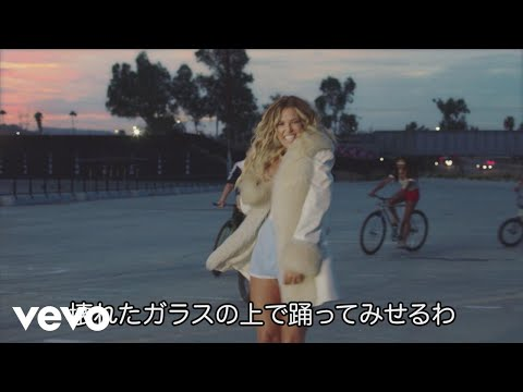 Rachel Platten - Broken Glass (Official Video Japanese Subtitles)