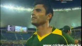 The Typical Abdul Razzaq Stuns England