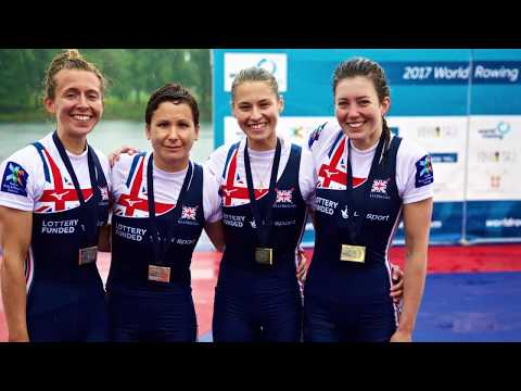 Emily Craig discusses her route to the GB Rowing Team