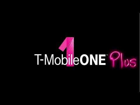 My T  Mobile One+ Plan