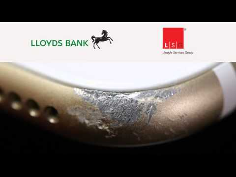 Lloyds Bank - SHOCKING REPAIR JOB! LSG Mobile Phone Insurance Cracked Screen