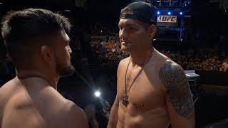Fight Night Long Island: Weidman vs Gastelum - Weigh In Recap