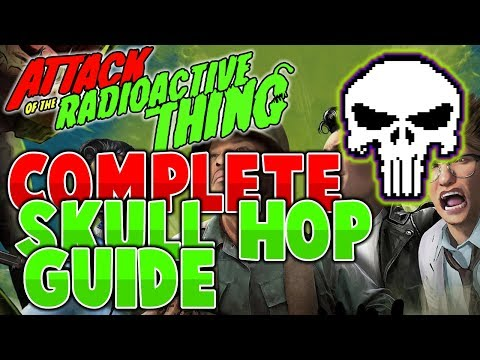SkullHop Easter Egg Guide (FREE Perkaholic) | Attack of the Radioactive Thing | DLC 3