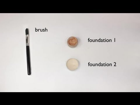 Choosing the Right Foundation Colour for Your Skin : Makeup Tips