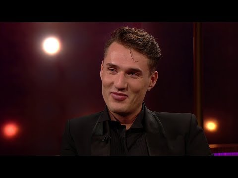 Adult Entertainer Theo Ford talks about STI Testing | The Ray D'Arcy Show | RTÉ One