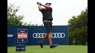 Phil Mickelson's Best Shots At Capital One's The Match | Highlights