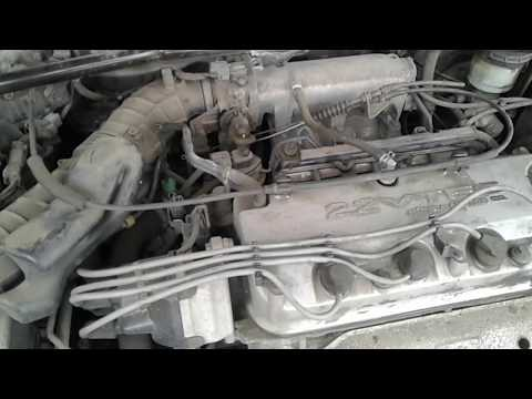 1997 Acura 2.2CL P0401 EGR cleaning