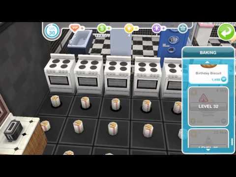 Sims freeplay b-day cake cheat
