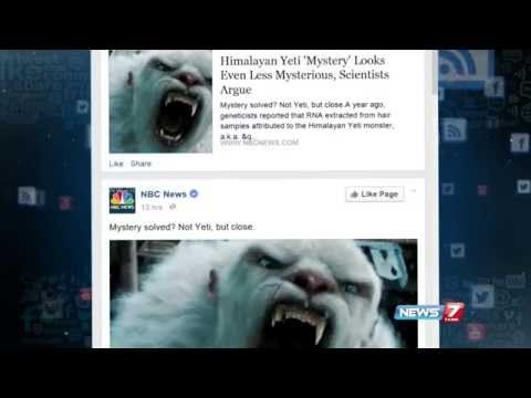 Himalayan Yeti mystery solved? Find out from tweets in social media