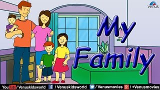 Paragraph Formation ~ My Family