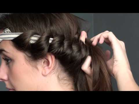 Improved Heated Headband Curling Method