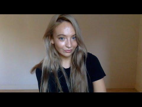 Dark Ash Blonde Hair Colour | DIY Tutorial