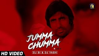 Jumma Chumma De De (Remix) By DJ SI & DJ YASH | VDJ AsHik HD