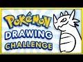 Pokemon Drawing Challenge