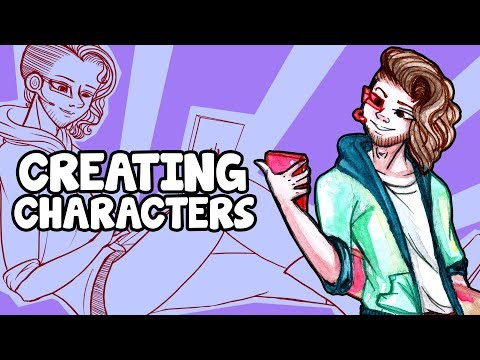 How to Create OCs | Zoë Marriner