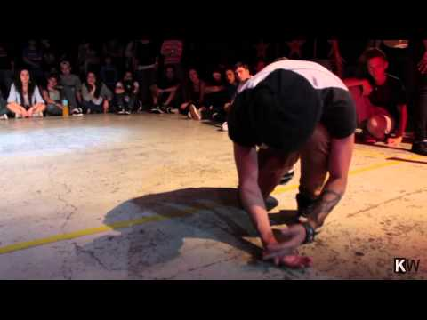 THE STREET ON STAGE VOL. 1 | Octavos Ind. Show | AKA MARSHALL