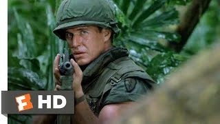 Platoon (1986) - Elias is Betrayed Scene (6/10) | Movieclips