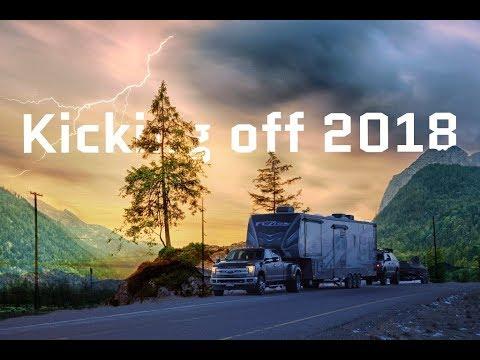 Kicking off 2018: Idaho to Texas