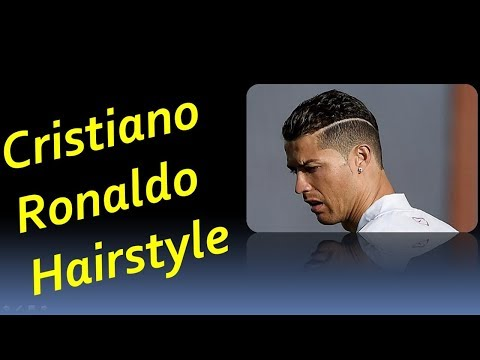 Cristiano Ronaldo All Hairstyle | CR7 Best Haircuts 2017
