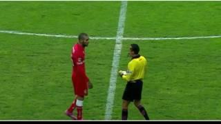 4 expulsiones en 30 segundos en el partido Toluca vs Morelia