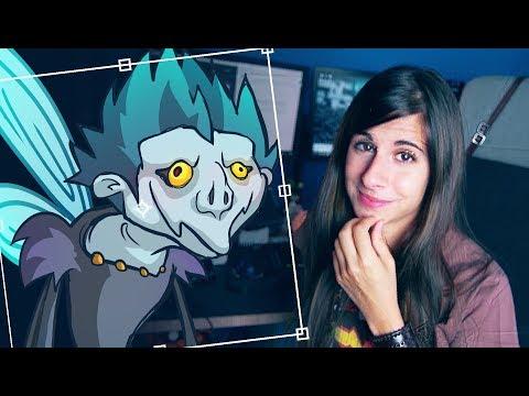 Come ho CREATO e ANIMATO RYUK? - Death Note 🐸 Fraffrog