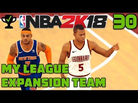 NBA 2K18 My League Ep. 30: Season 3, Game 1 [Realistic NBA 2K18 My League Expansion]
