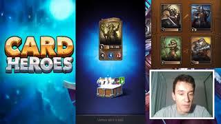 Download TESTANDO CARD HEROES Video