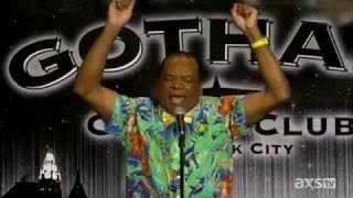 John Witherspoon - Stand Up Comedy - Live Gotham Comedy Club