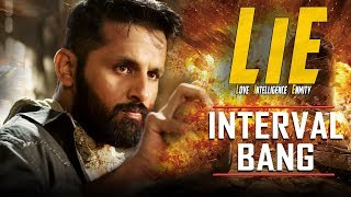 LIE (Interval BANG)   Best Action Scene   Nithiin   South Indian Movies Action Scene