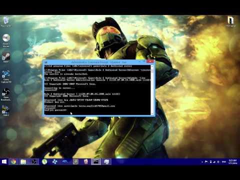 Halo 2 for Windows Vista Dedicated Server Installation Guide