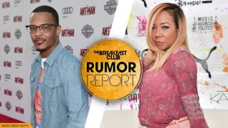 Tiny Harris And Bernice Burgos Are At War, Drake Cancels Amsterdam Show Due To Bad Sushi