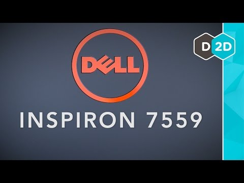 Dell Inspiron 7559 Review - A Budget 15