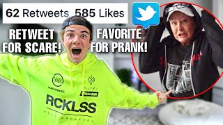 I Let My Twitter Followers Control My Life For 24 Hours...