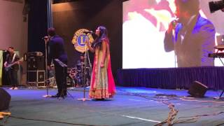 HM Live at Bhuj for Lions Club