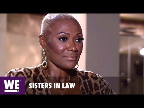 Sisters In Law | 'Murder on the Mind' Sneak Peek | WE tv