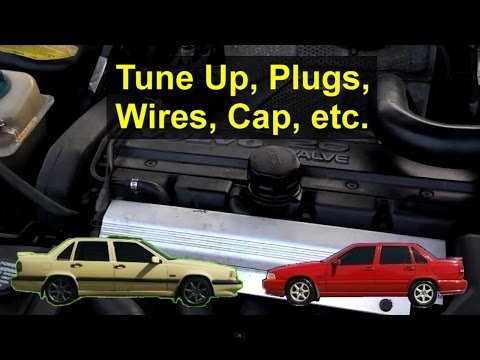 Tune up, distributor cap and rotor replacement, Volvo 850, S70, V70, etc. - VOTD