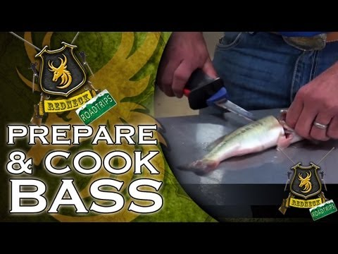 How to Prepare & Cook Bass