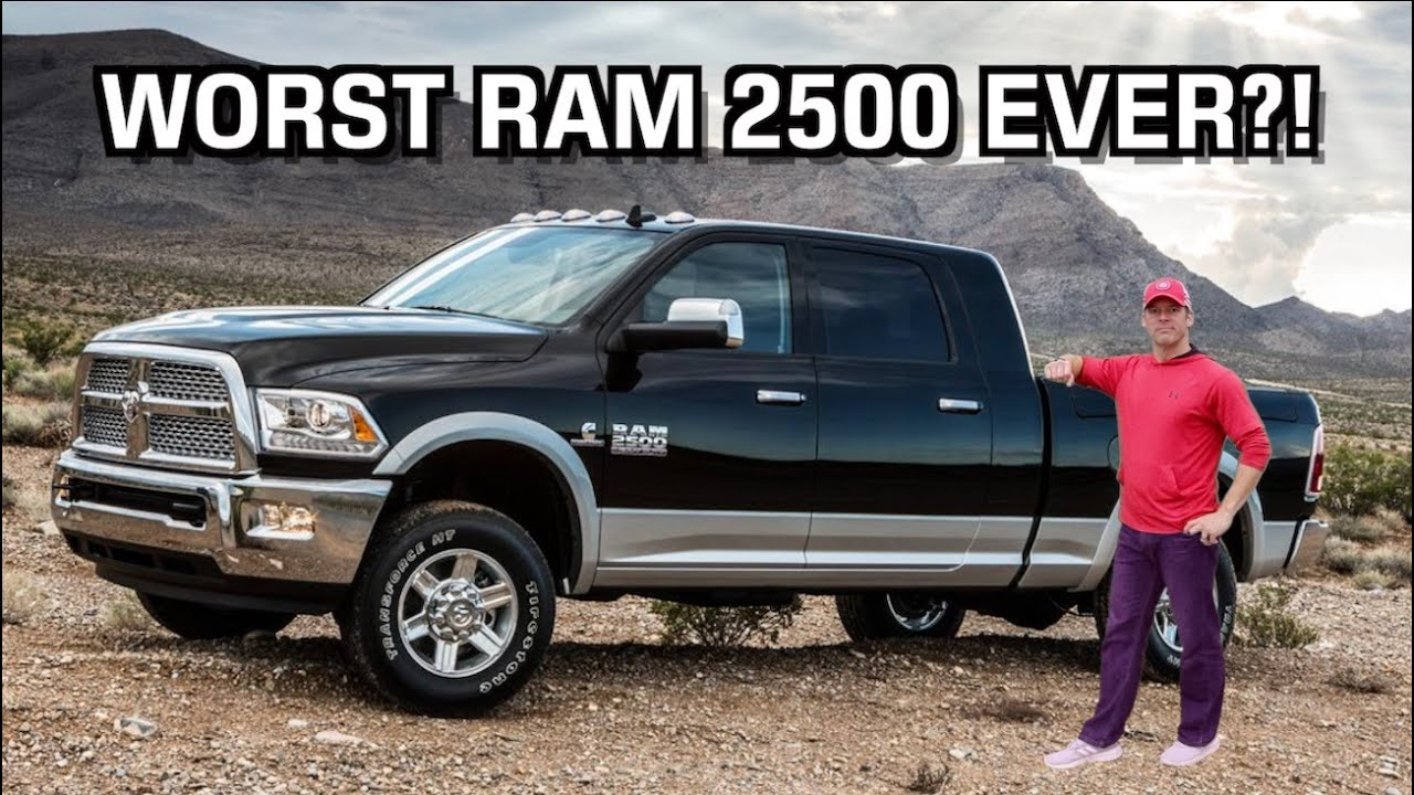 The Worst RAM 2500 You Should Avoid