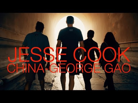 Jesse Cook -In China with George Gao- (Friday Night Music)