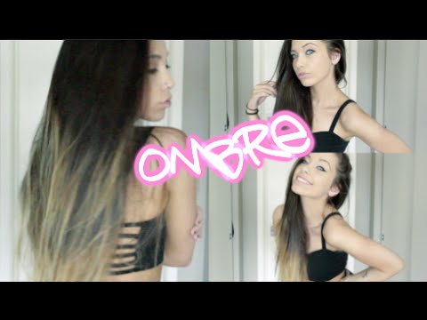 DIY: Ombre Hair | Step by Step, + GOOD Bleach vs BAD Bleach