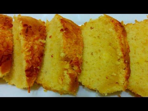 Resep dan Cara Membuat Kue Bolu Tape | Fermented Cassava Cake Recipe