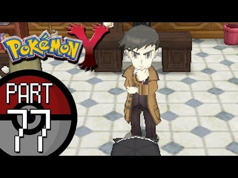 Pokemon X and Y - Part 77: Looker Bureau   Chapter 1 -