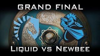 Liquid vs Newbee TI7 Grand Final Highlights The International 2017 Dota 2
