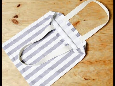 Shine Sewing Tutorial Eco Shopping Bag