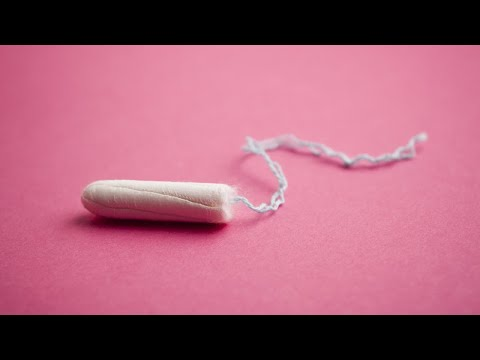 Organic tampons, cups no safer against toxic shock: study