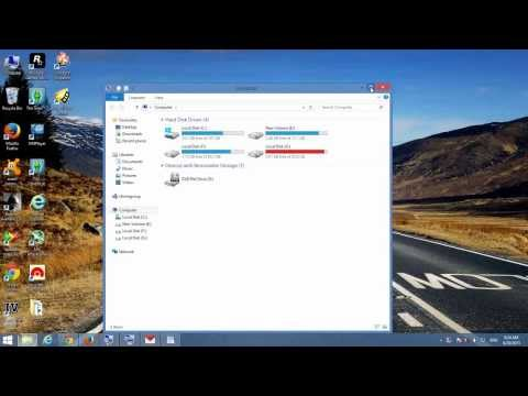 How to Re-Enable the Mouse Pointer Drop Shadow in Windows 8