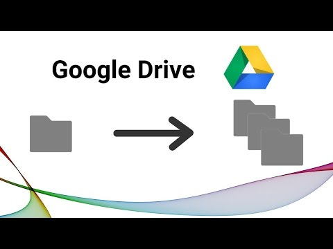 Copy Full Folders in Google Drive